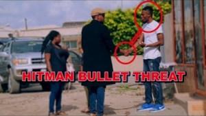 Video: Zfancy Tv Comedy - Nigerian Hitman Bullet (African Pranks)